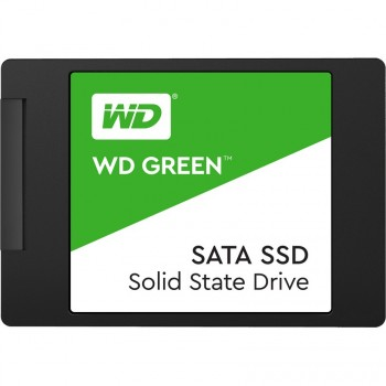 "(AONE) WD 240GB GREEN 2.5"" SATA SOLID-STATE DRIVE (WDS240G2G0A)"